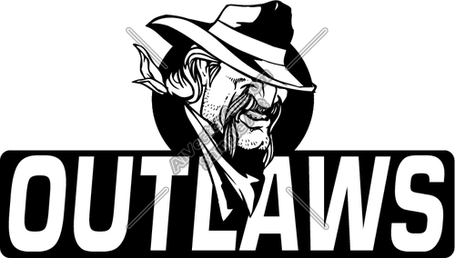500x284 Outlaw Clipart And Vectorart Misc Graphics