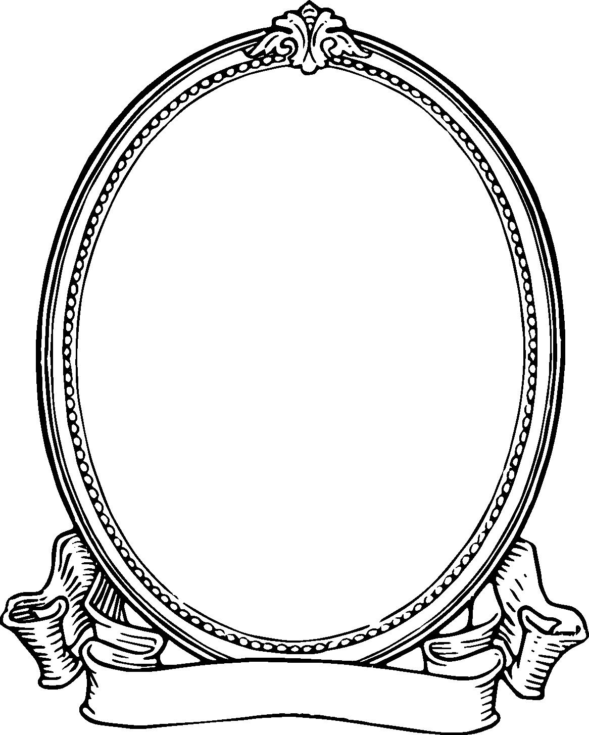 1166x1455 Collection Of Free Frames Vector Outline. Download On Ubisafe