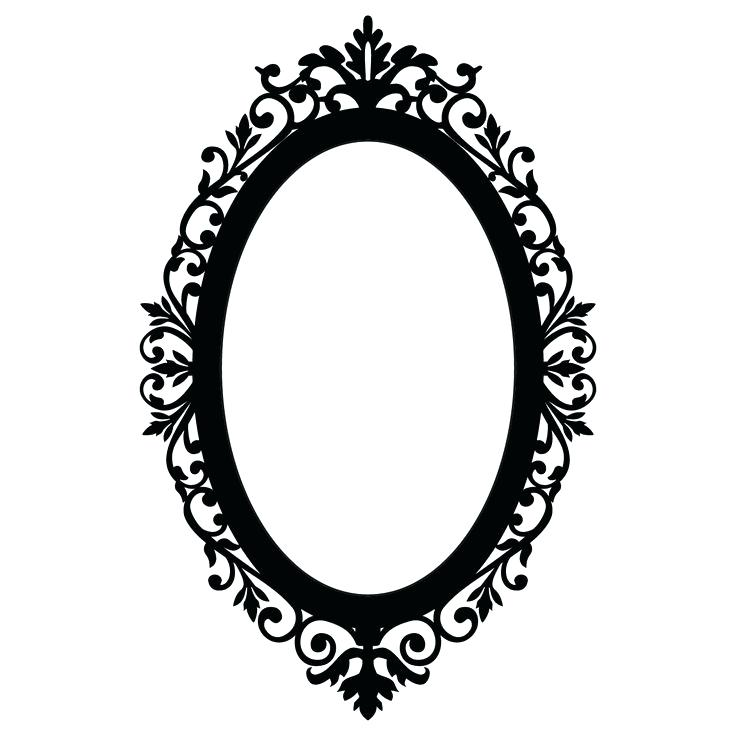 736x736 Victorian Picture Frames Vector Elegant In Vintage Style Free
