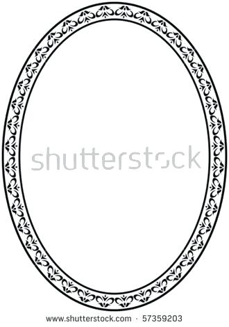 330x470 White Oval Frame Oval Frame Antique White Large White Oval Photo