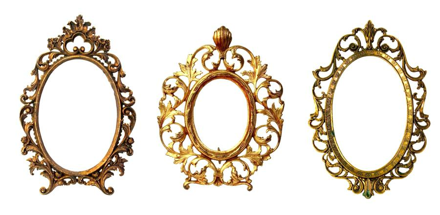 900x440 Oval Frame Picture Frames Gold Oval Ornament Decorative Arts Oval