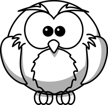 376x368 Owl Face Art Free Vector Download (216,978 Free Vector) For