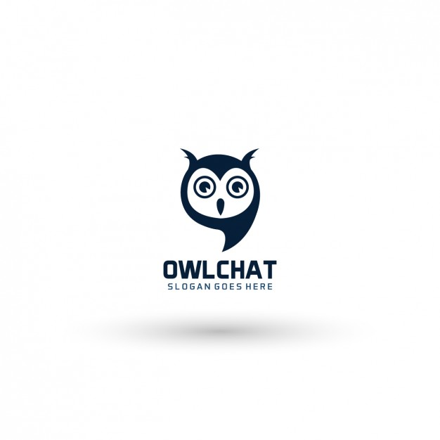 626x626 Owl Logo Template Vector Free Download