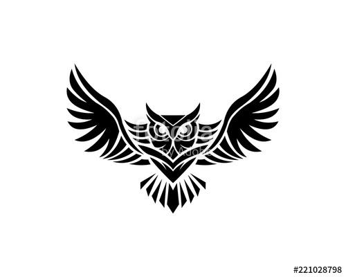 500x400 Owl Logo