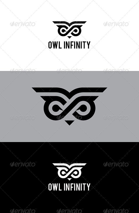 590x900 Pin By Olivia Zheng On B Logo Ref Infinity, Owl And