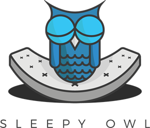 300x256 Sleepy Owl Logo Vector (.eps) Free Download