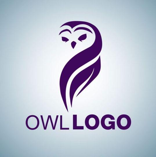 538x539 Creative Owl Logo Design Vector 02 Free Download
