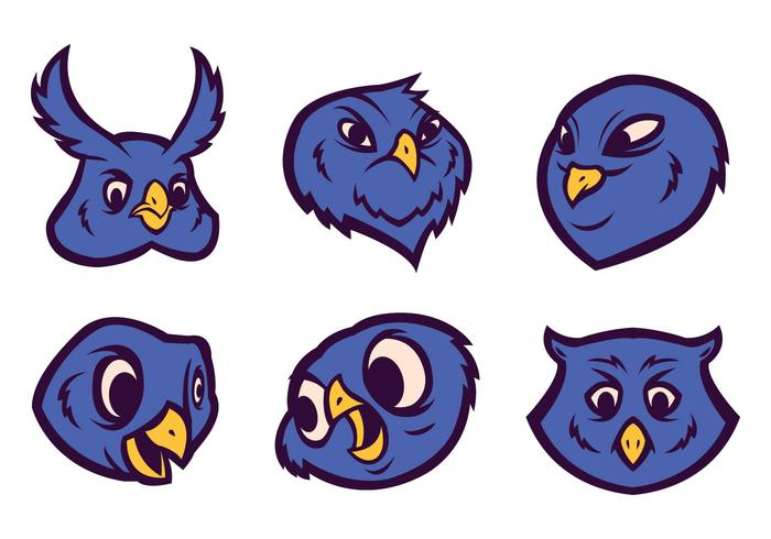 700x490 Free Owl Logo Vector