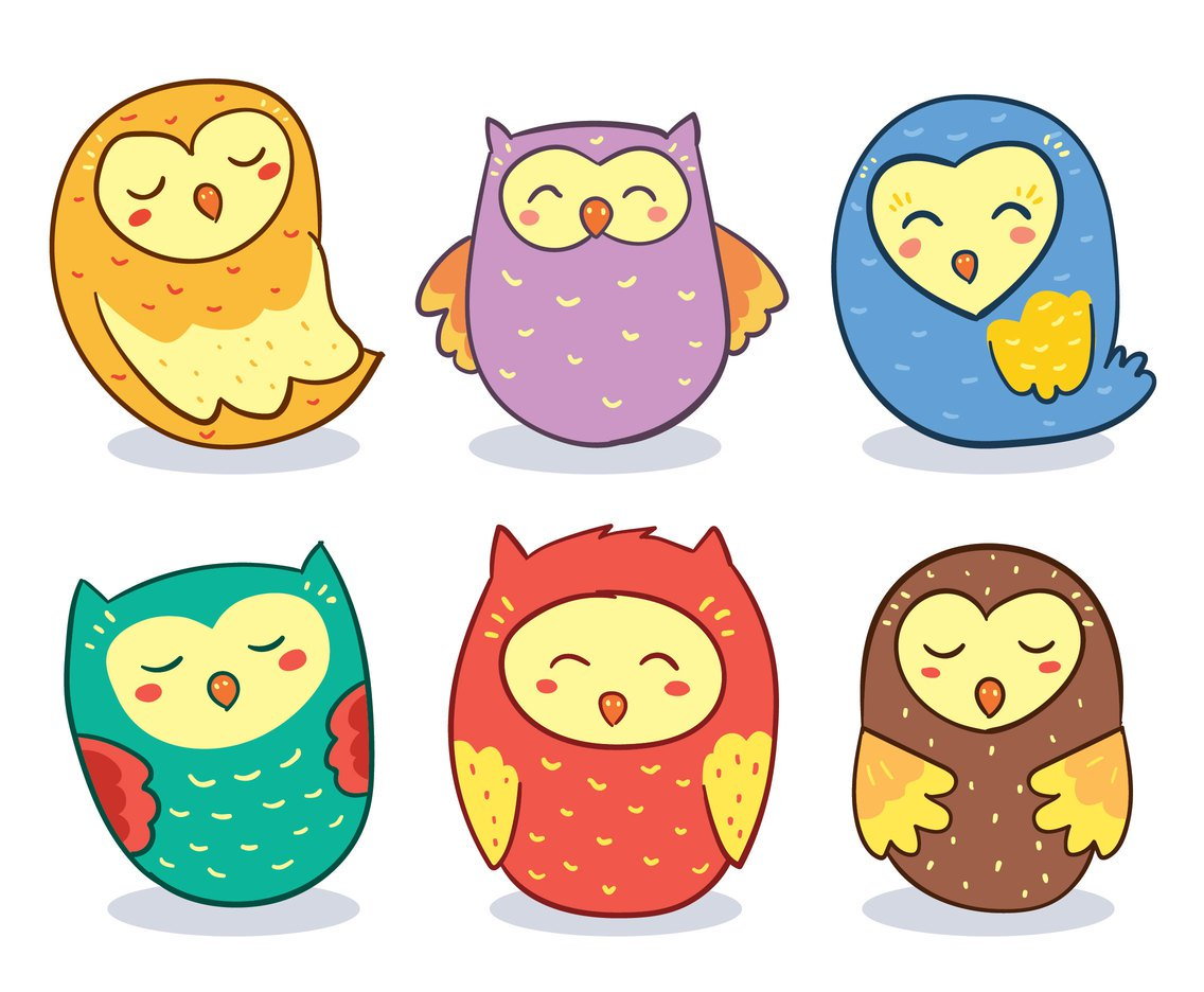 1136x936 Hand Drawn Owl Vector Vector Art Amp Graphics