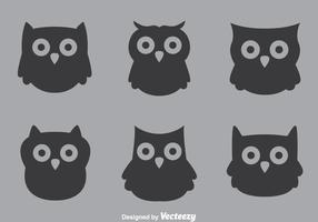 286x200 Owl Free Vector Art