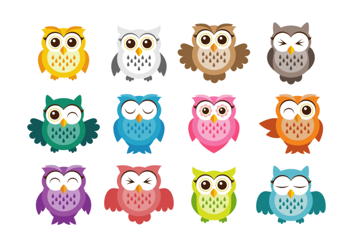 700x490 Owl Free Vector Art