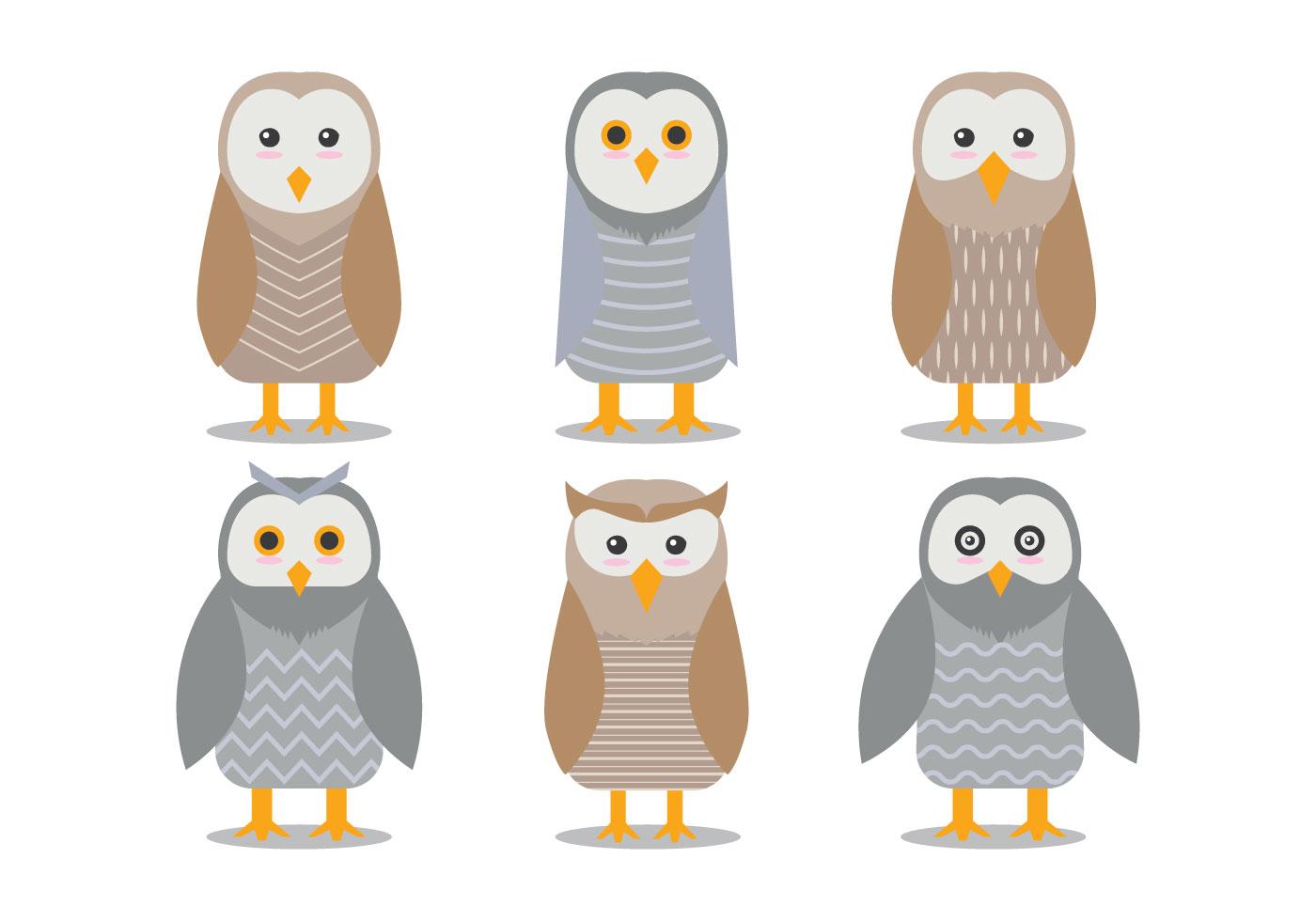 Owl Vector Free