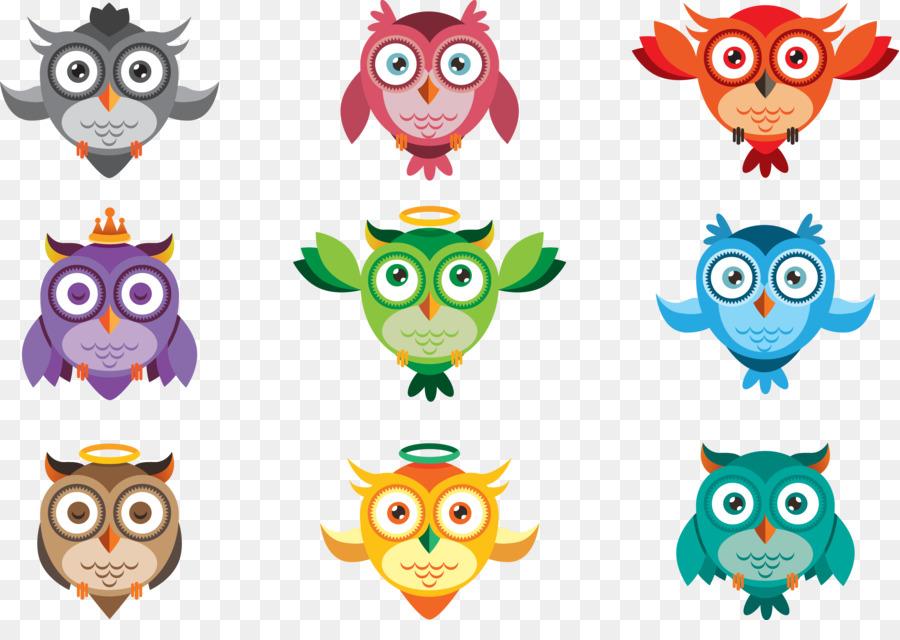 900x640 Owl Clip Art