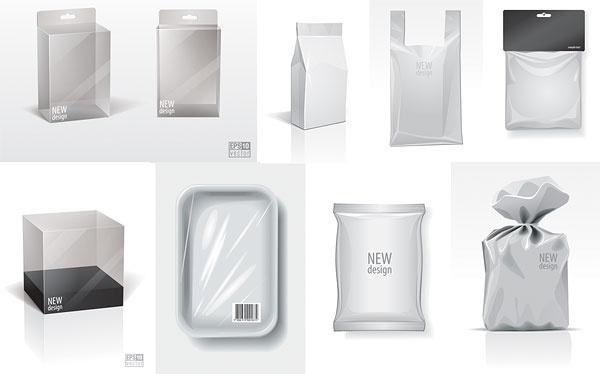 600x374 Blank Packaging Vector Free Vector In Encapsulated Postscript Eps