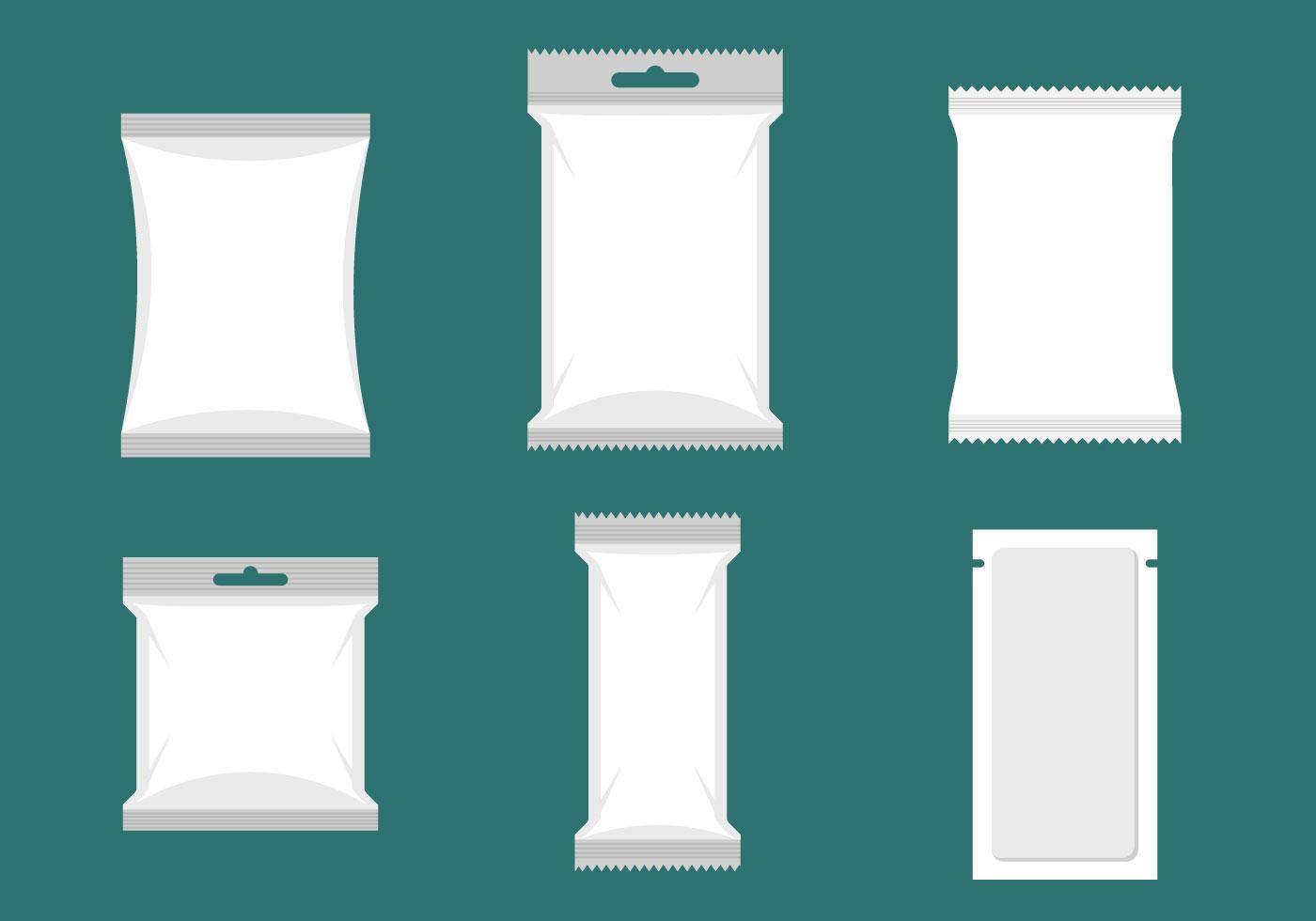 1400x980 Coffee Packaging Free Vector Art