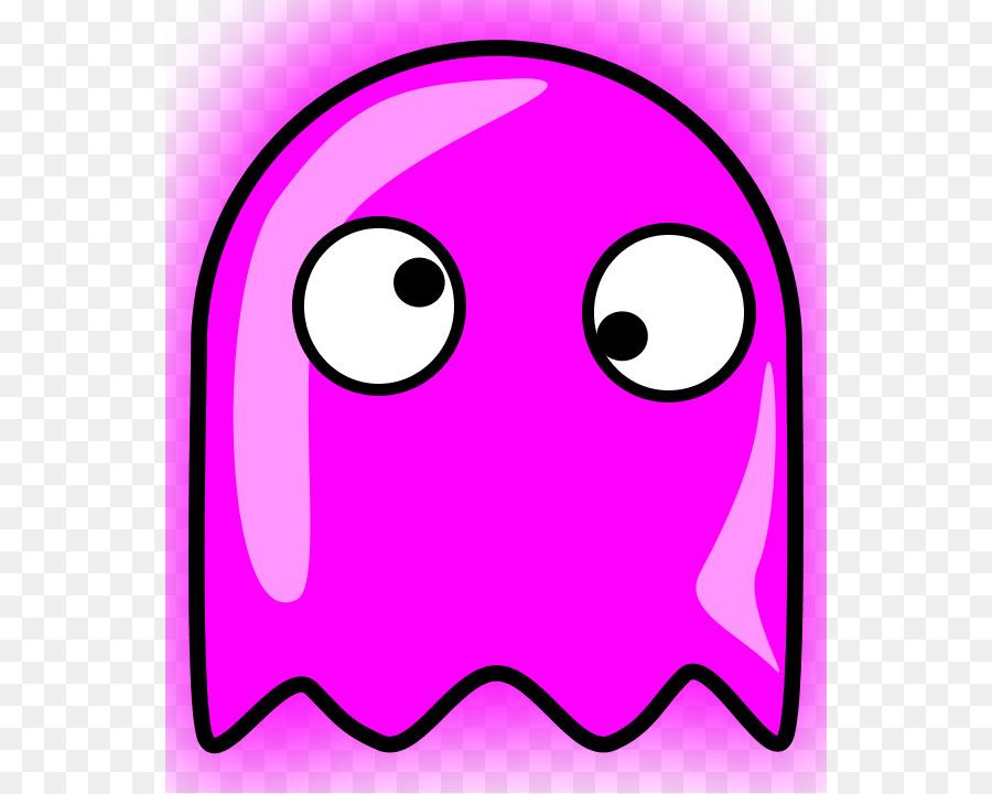 900x720 Pac Man Casper Ghost Clip Art