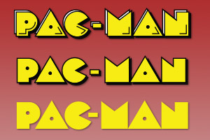 300x200 Pac Man Vector Art Arcade Game Hires Eps And Illustrator Ai Files