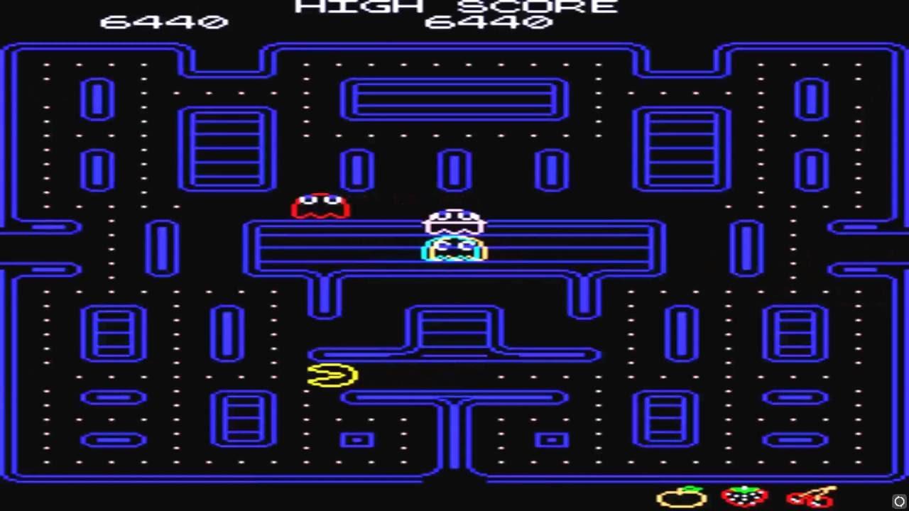 1280x720 Arcade Hack Vector Pacman Jail 2000 Snake Eyes Pac Man