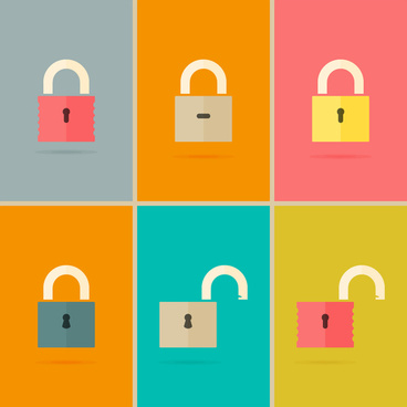 368x368 Padlock Free Vector Download (51 Free Vector) For Commercial Use