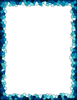 250x324 Mosaic Border Patterns Free Pattern Borders Clip Art,