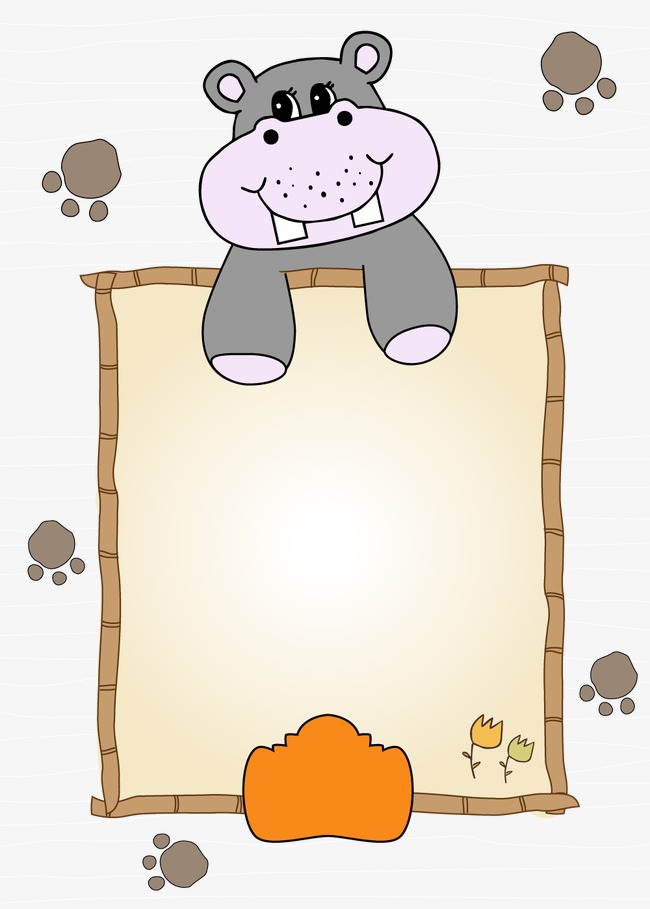 650x909 Cartoon Animal