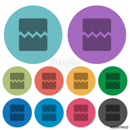 500x500 Page Break Color Darker Flat Icons Stock Image And Royalty Free