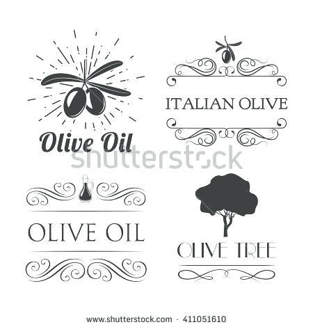 450x470 Swirl Divider Olive Oil Vintage Elements