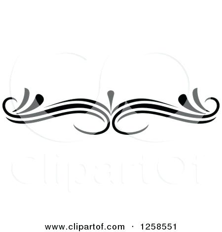 450x470 Swirl Divider
