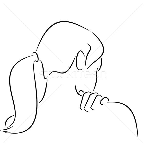 600x600 Woman With Back Pain Vector Illustration Andreas Berheide