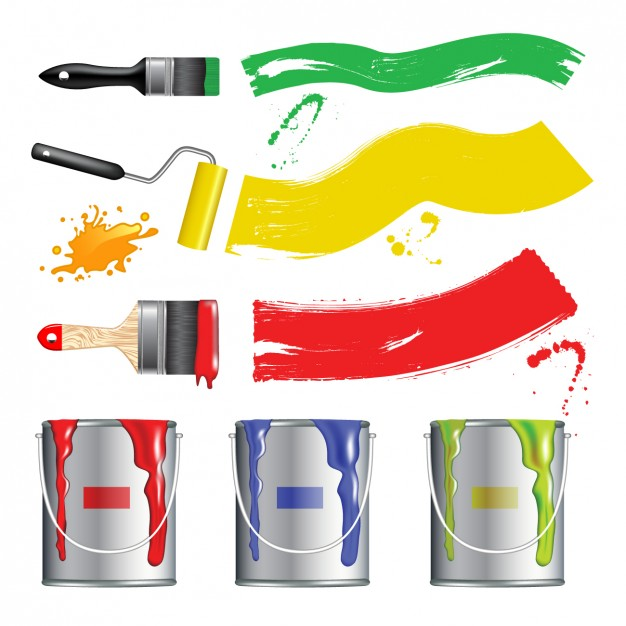 626x626 Paint Bucket Vectors, Photos And Psd Files Free Download