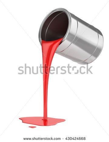 360x470 Spilled Paint Bucket