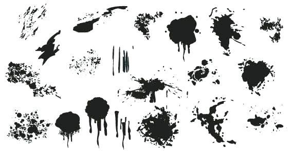 Paint Splatter Vector at GetDrawings com | Free for personal