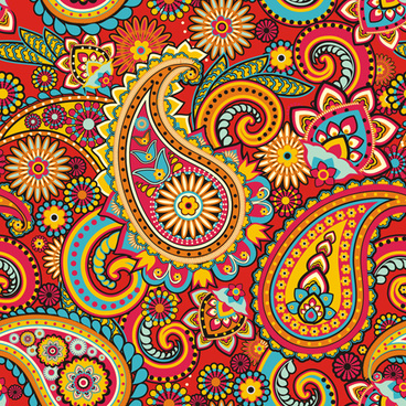368x368 Paisley Pattern Free Vector Download (18,785 Free Vector) For