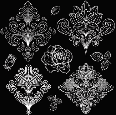 371x368 Paisley Pattern Vector Free Vector Download (18,785 Free Vector