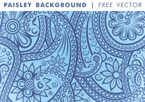 285x200 Paisley Backgrounds Free Vector Graphic Art Free Download (Found