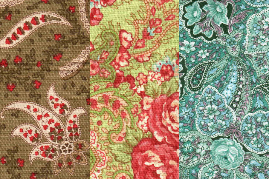 900x600 Beautiful Paisley Patterns, Vectors Amp Brushes For Download