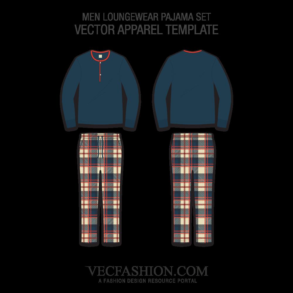 Pajama Vector