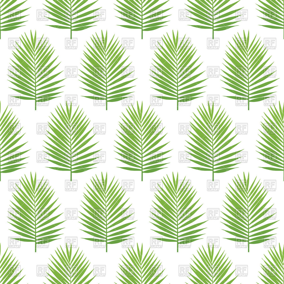 1200x1200 Palm Branch Vector Image Vector Artwork Of Plants And Animals