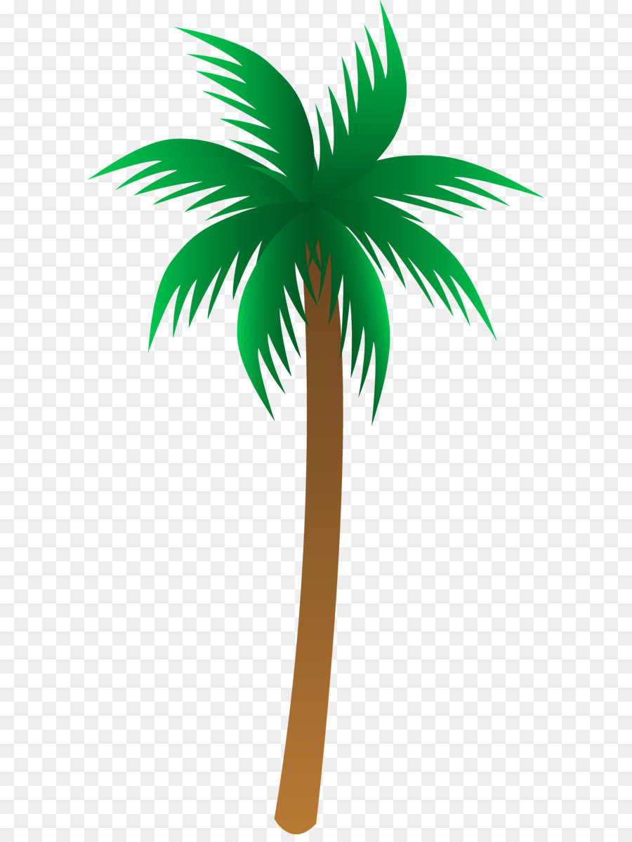 Palm Tree Clip Art Vector