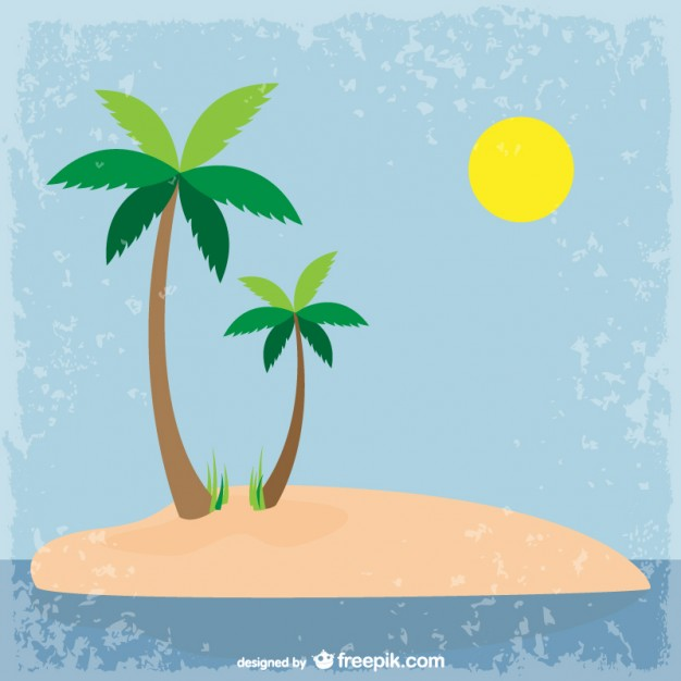 Palm Tree Vector Free At Getdrawingscom Free For Personal Use