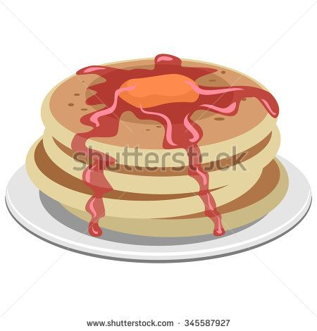 450x470 Pancakes