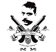 240x221 Above The Borderline Born On This Date Emiliano Zapata