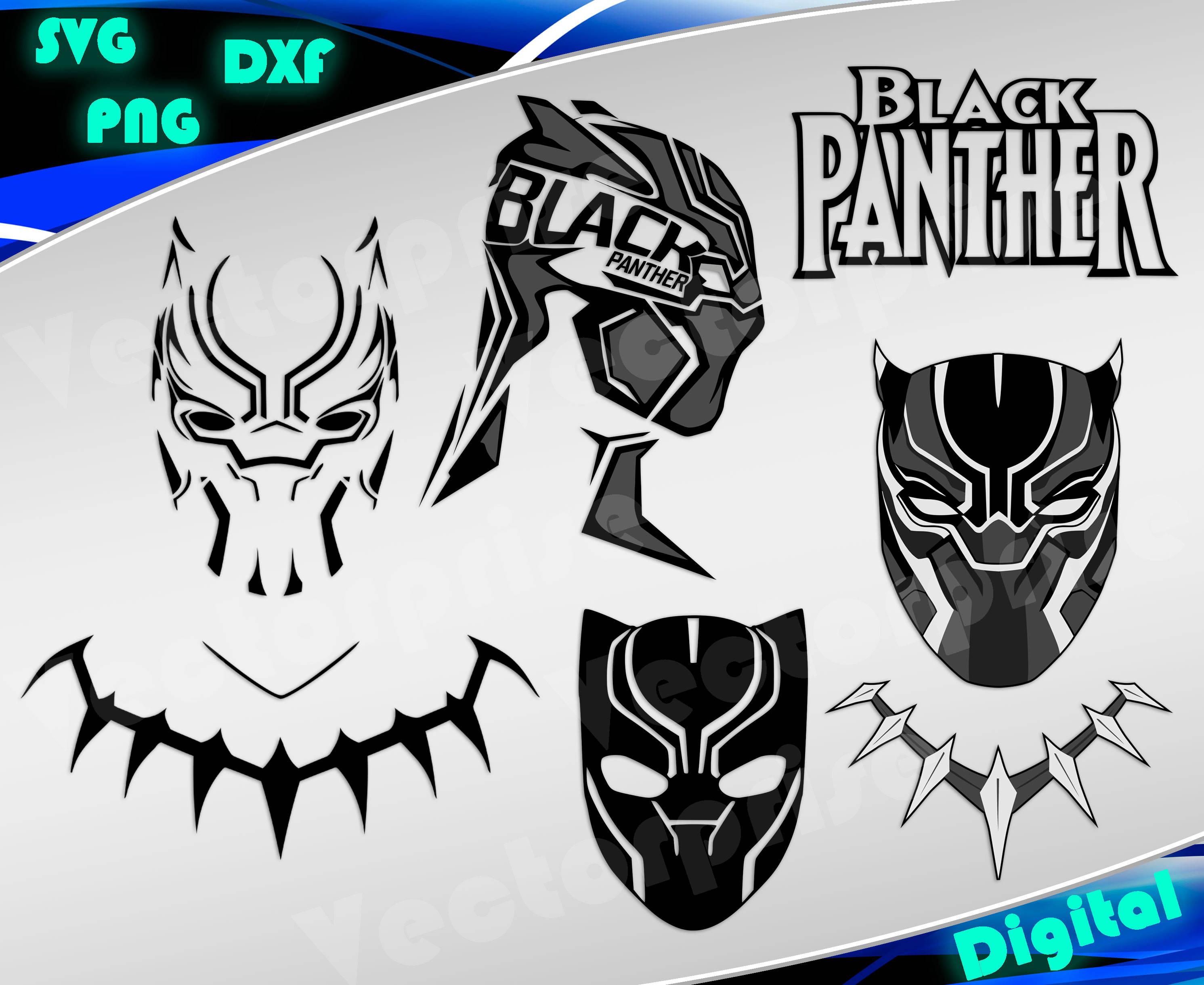 2982x2441 Black Panther Helmet Svg Black Panther Mask Marvel Black Etsy