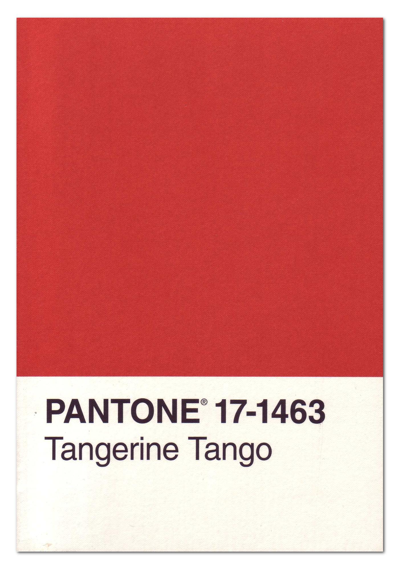 1400x2000 Buy Pantone Journal Tangerine Tango