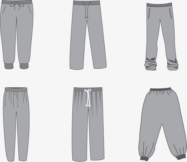 650x563 Vector Painted Pants, Vector, Hand Painted, Sweatpants Png And
