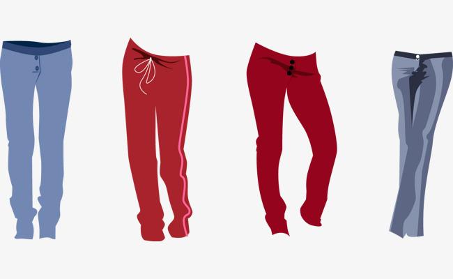 650x400 Vector Pants, Pants, Pants, Vector Free Download Png And Vector