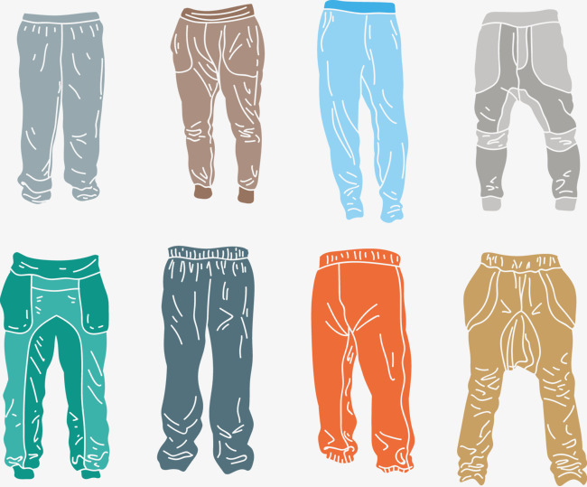 650x539 Vector Pants, Pants, Vector, Jeans Png And Vector For Free Download