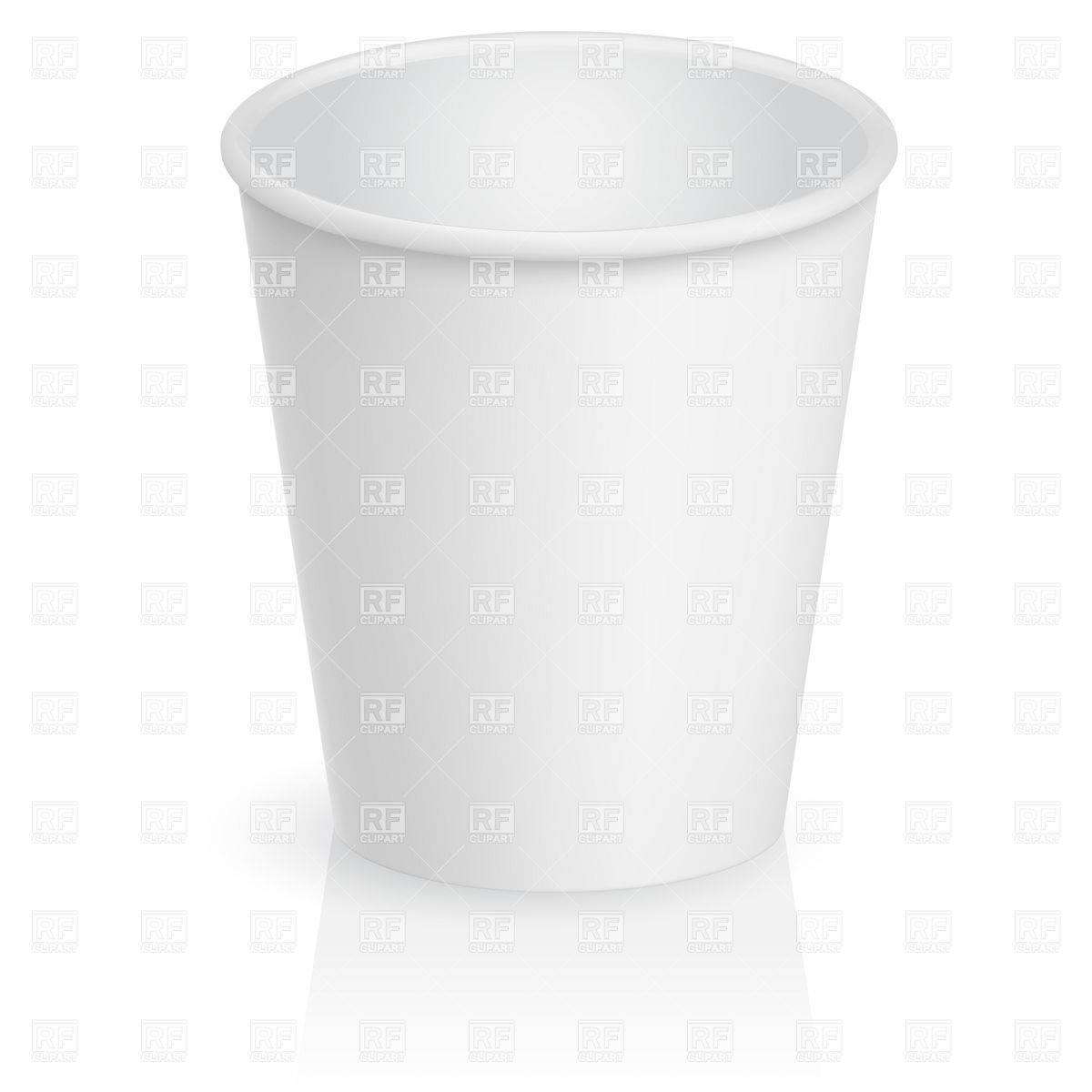 paper cup vector at getdrawings com free for personal use paper