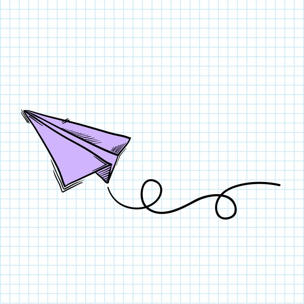 626x626 Paper Airplane Vectors, Photos And Psd Files Free Download