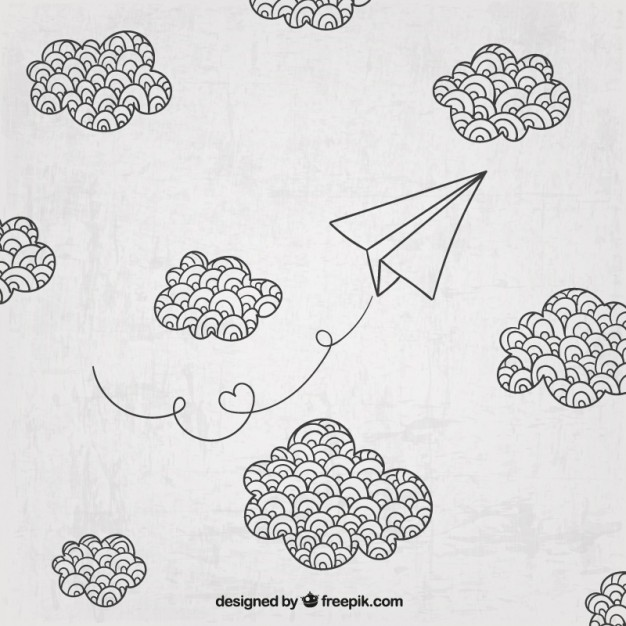 626x626 Paper Plane Vectors, Photos And Psd Files Free Download